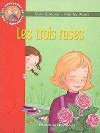 Les aventures de Jojo et Gaufrette. Volume 2, Les trois roses