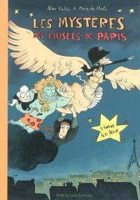 Les mystères des musées de Paris