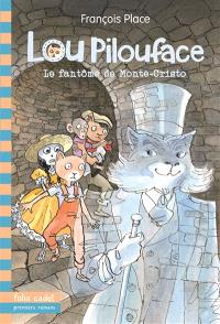Lou Pilouface. Volume 7, Le fantôme de Monte-Cristo