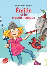 Emilie et le crayon magique