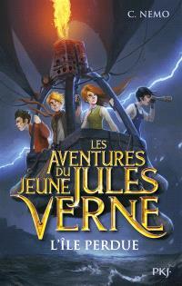 Les aventures du jeune Jules Verne. Volume 1, L'île perdue