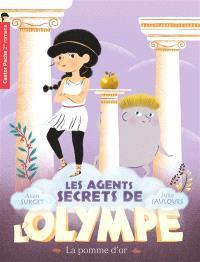 Les agents secrets de l'Olympe. Volume 1, La pomme d'or