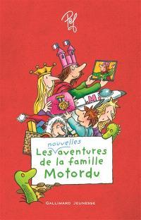Les nouvelles aventures de la famille Motordu