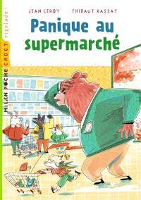Panique au supermarché