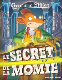 Geronimo Stilton. Volume 44, Le secret de la momie