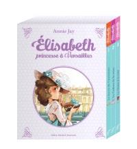 Coffret Elisabeth, princesse à Versailles