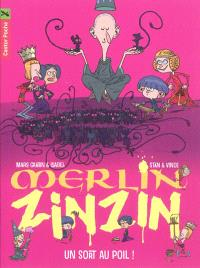 Merlin Zinzin. Volume 7, Un sort au poil !