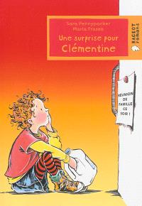 Une surprise pour Clémentine
