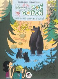 Les carnets de Zoé et Gabin, Nez à nez avec les ours !