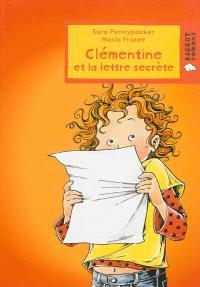 Clémentine et la lettre secrète