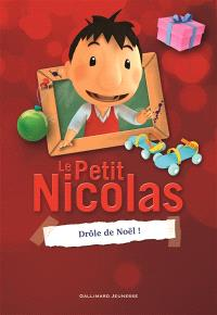 Le Petit Nicolas. Volume 4, Drôle de Noël !