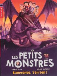 Les petits monstres. Volume 5, Bienvenue, Terrien !