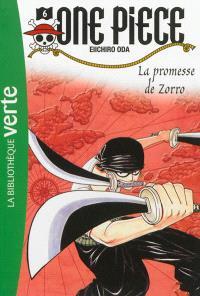 One Piece. Volume 6, La promesse de Zorro