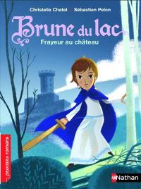 Brune du Lac, Frayeur au château