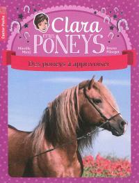 Clara et les poneys. Volume 5, Des poneys à apprivoiser