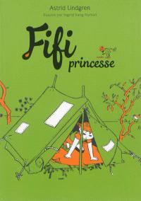 Fifi Brindacier, Fifi princesse
