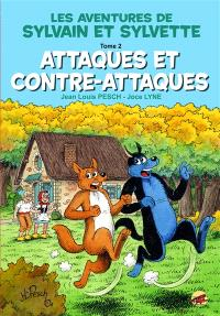 Les aventures de Sylvain et Sylvette. Volume 2, Attaques et contre-attaques