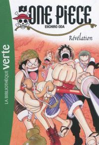 One Piece. Volume 4, Révélation