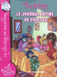 Le collège de Raxford. Volume 2, Le journal intime de Colette