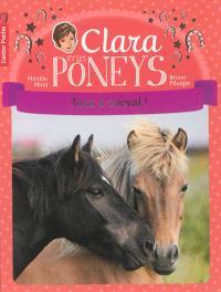 Clara et les poneys. Volume 9, Tous à cheval !