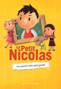 Le Petit Nicolas. Volume 5, Un secret très mal gardé