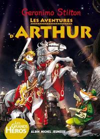 Les grands héros, Les aventures d'Arthur