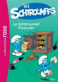Les Schtroumpfs. Volume 3, Le Schtroumpf financier