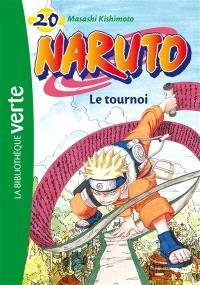 Naruto. Volume 20, Le tournoi