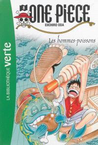 One Piece. Volume 8, Les hommes-poissons