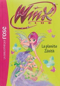 Winx Club. Volume 50, La planète Zénith