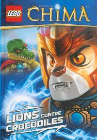 Lego Legends of Chima, Lions contre crocodiles