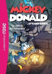 Mickey, Donald et compagnie. Volume 7, Un château en Transylvanie