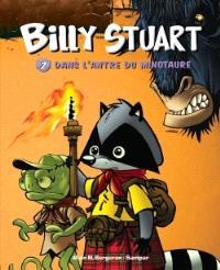 Billy Stuart. Volume 2, Dans l'antre du Minotaure