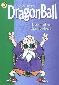 Dragon ball. Volume 3, Le maître des tortues