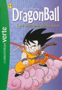 Dragon ball. Volume 11, Les secrets de la tour