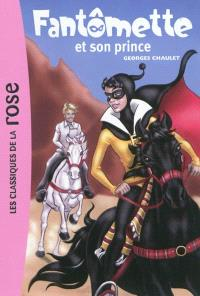 Fantômette et son prince
