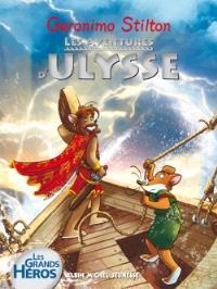 Les grands héros, Les aventures d'Ulysse