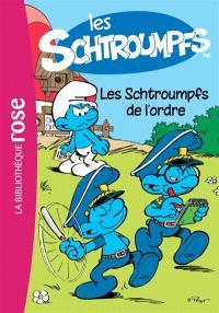 Les Schtroumpfs. Volume 5, Les Schtroumpfs de l'ordre