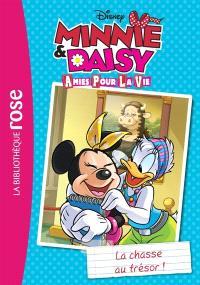 Minnie & Daisy, amies pour la vie. Volume 4, La chasse au trésor