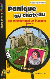 Panique au château : une aventure dans les Flandres