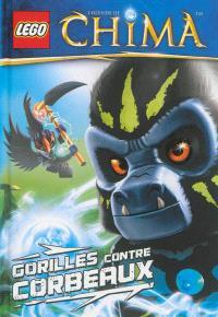 Lego Legends of Chima, Gorilles contre corbeaux