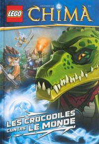 Lego Legends of Chima, Les crocodiles contre le monde
