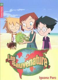 Les Sauvenature. Volume 2, Iguana parc