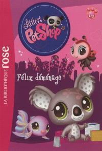 Littlest Petshop. Volume 12, Félix déménage