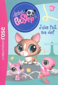 Littlest Petshop. Volume 5, Jules fait son chef