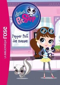 Littlest Petshop. Volume 16, Pepper fait des siennes