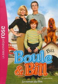 Boule & Bill : le roman du film