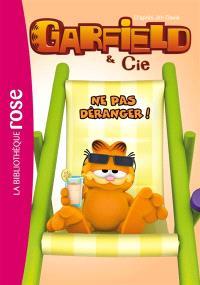 Garfield & Cie. Volume 14, Ne pas déranger !