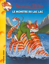 Geronimo Stilton. Volume 66, Le monstre du lac Lac
