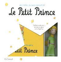 Le petit prince : coffret collector : le livre original et la figurine